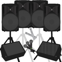 large live sound package
